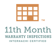 InterNACHI Certified 11th Month Warranty Inspector