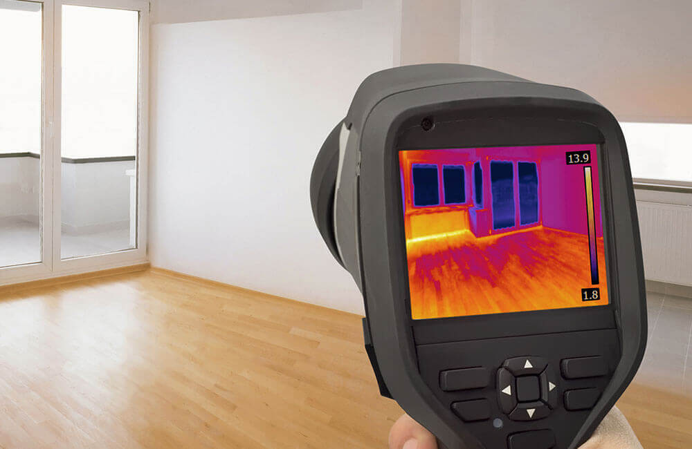 3 Ways to Use Thermal Imaging In Home Inspections
